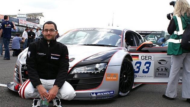 Martin Matzke v Silverstone.