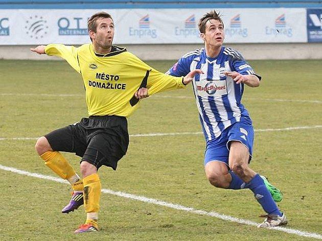 NA PODŘIPSKU už Brandejs působil, v dresu Roudnice hrál i třetí ligu.