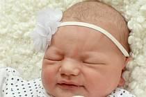 Vanesa Klimešová se narodila Pavlíně a Petrovi Klimešovým z Brozan n.O. 26.7. ve 2:24 hodin  v Roudnici n.L. Měřila 52 cm a vážila 3,56 kg.