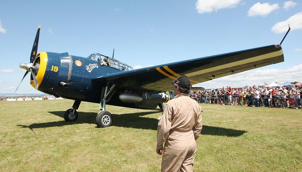 Memoriál Air Show - neděle 28. června 2015