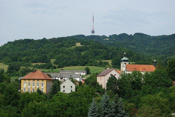 Buková hora, Verneřice