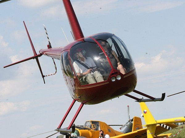Memoriál Air Show vRoudnici nad Labem, sobota 22.června.