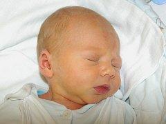 Martině Kunertové a Peteru Bockovi z Chotiměře se 8.11. v 0:45 hodin narodil v Litoměřicích syn Ján Bocko (3,38 kg a 52 cm).