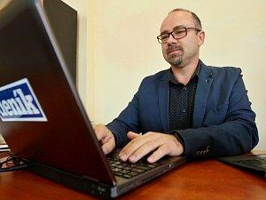 Radek Lončák, ředitel litoměřické nemocnice, odpovídá na dotazy čtenářů Deníku