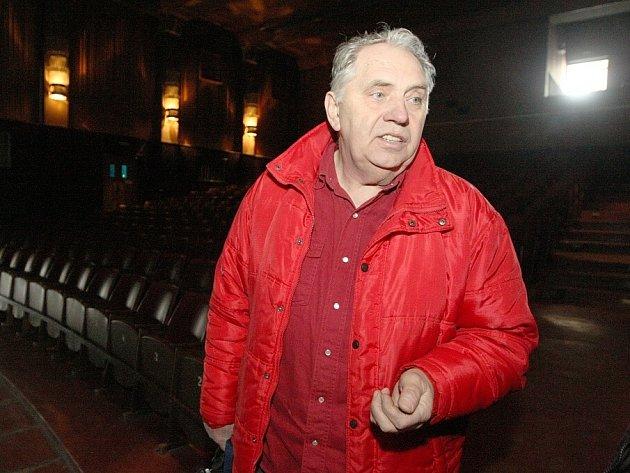 V roudnickém  kině se ve čtvrtek dokončovaly poslední úpravy, aby mohlo být v sobotu opět zprovozněno.