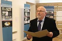 Bývalý ředitel Památníku Terezín Jan Munk.
