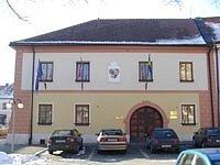 Budyňská radnice.