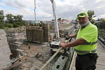 Oprava Tyršova mostu, 29.9.2015