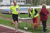 56. ročník přespolního běhu Říp – Roudnice a Roudnice – Říp – Roudnice
