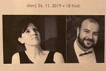 Dana Čechová a Václav Tobrman.