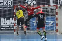 Lovosičtí házenkáři doma podlehli v prvním zápase po restartu extraligy Zubří 32:39.