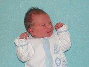 Filip Novák se narodil Janě a Tomáši Novákovým z Lovosic  8.11. v 5.15 hodin v Litoměřicích (3,15 kg a 49 cm).
