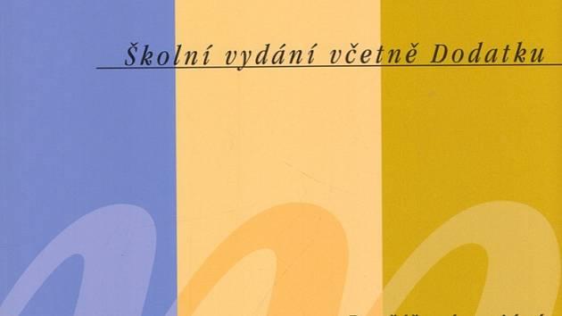 Pravidla českého pravopisu, ilustrační fotografie.