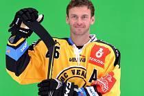Viktor Hübl, útočník HC Verva Litvínov