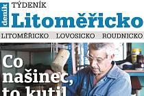 Vychází nový Týdeník Litoměřicko.