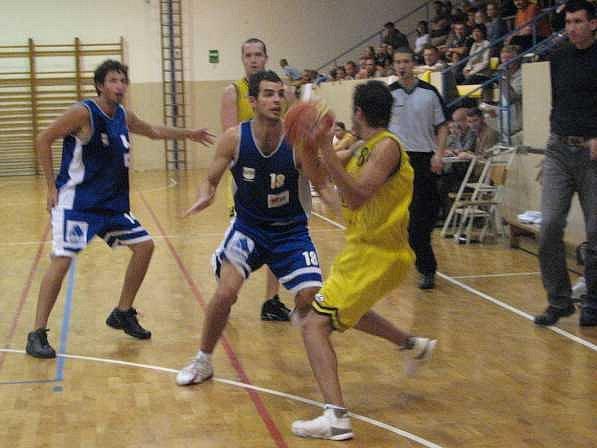 V zápase proti Olomouci se Litoměřičtí radovali z výhry