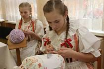 Velikonoční výstava Asociace malířek a malířů kraslic České republiky v Libotenicích