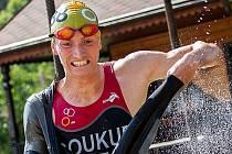 VYHRÁL. V loňském ročníku byl v Hostěnicích nejrychlejší Petr Soukup.