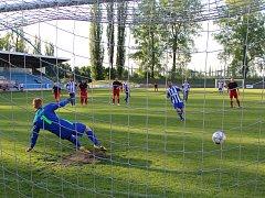 Semifinále okresního poháru: Roudnice - Liběšice.