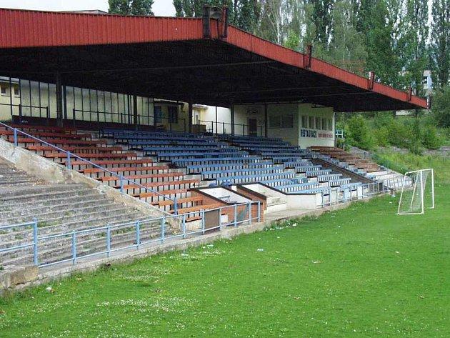 Fotbalový stadion Na Kocandě