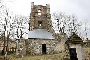 Zvonice v Mukařově