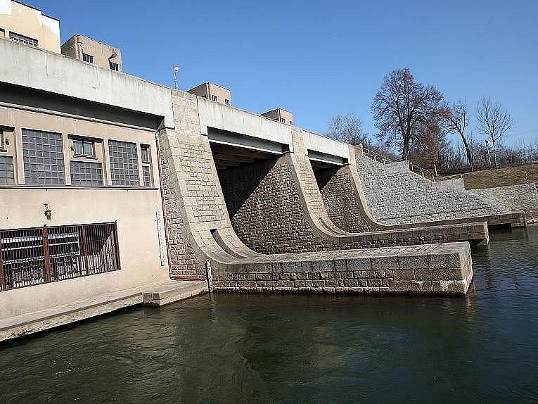 Vodní elektrárna - ilustrační foto.