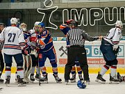 Přípravný zápas Chomutov - Litoměřice