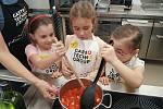 Kurzy vaření pro děti pořádají v Ústí