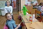 Nejvíce baterií v přepočtu na žáka vytřídili v Základní škole a Mateřské škole Liběšice
