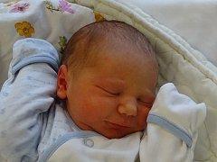 Matyáš Sloboda se narodil Ivaně a Marcelu Slobodovým z Litoměřic  12.9. v 21.47 hodin v Litoměřicích (3,15 kg a 49 cm).