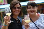 V sobotu proběhlo Roudnické vinobraní, první na severu Čech.