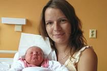Petře Hřebřinové z Dušník se v roudnické porodnici 13. července ve 23.32 hodin narodila dcera Liliana Bartůňková (50 cm, 3,08 kg).