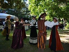 Letní zábavné hry v Chotěšově.