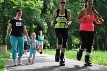 Běh pro hospic 2016