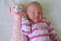 Alexa Talácková se narodila Dagmaře Dluhošové a Lukáši Taláckovi z Litoměřic 24. září v 1.15 hodin v Litoměřicích (49 cm a 3,29 kg).