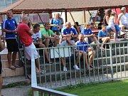 Oslavy 110. výročí založení SK Roudnice.