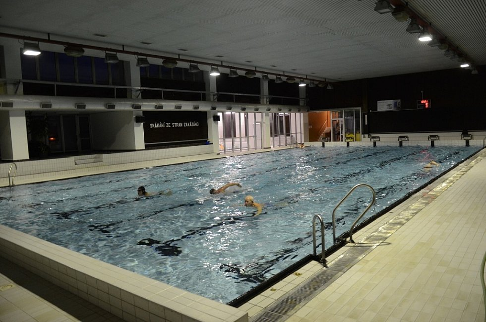 Roudnický bazén je již znovu v provozu