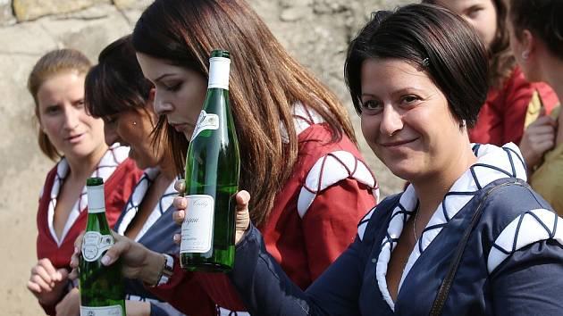 Vinobraní ve Velkých Žernosekách 2016