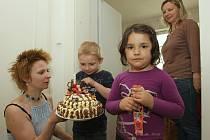 Azylový dům v Lovosicích funguje již rok.