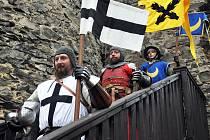Na hradu Kostomlaty zprovoznili ve věži rozhlednu