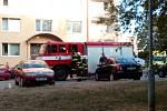 V paneláku na Cihelně v Litoměřicích se chlapec popálil při hašení pánve, která se vzňala při přípravě hranolků.