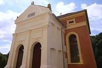 Synagoga v Úštěku.