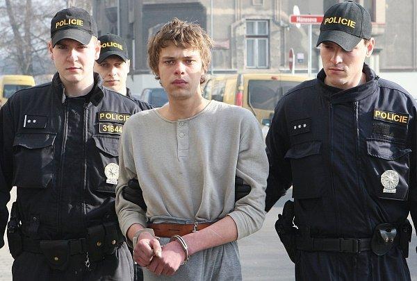 Vrah František Píša byl zatčen