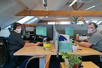 Call centrum ČEZ Distribuce odbaví denně 2500 hovorů a 900 e-mailů.