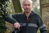 Roudnický fotograf Jan Tichý