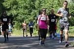 Běh pro hospic v Litoměřicích