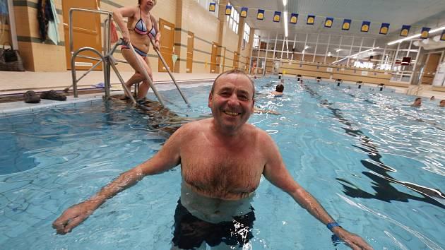 Senioři z Litoměřic se snaží překonat rekord v plavání na vzdálenost a pokořit rekord na kanále La Manche.