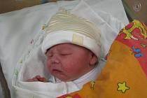 Ivaně Novákové a Milanovi Růžkovi z Lounek se v litoměřické porodnici 18. listopadu v 7 hodin narodil syn Hubert Růžek. Měřil 53 cm a vážil 4,1 kg. Blahopřejeme!