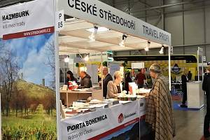 Roudnicko se prezentovalo na veletrhu cestovního ruchu v Brně