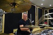Nahrávací studio The Barn v Ladě u Liběšic.